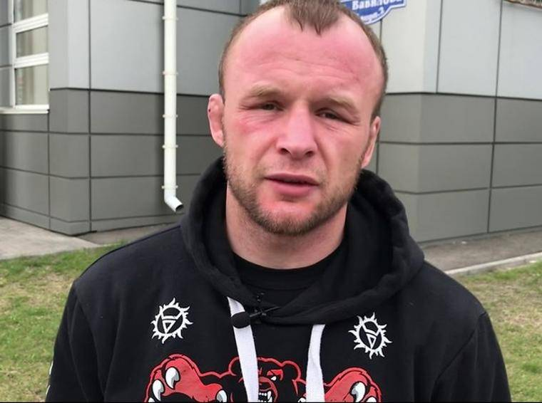 Александр Шлеменко: У меня нет цели попасть в UFC любой ценой