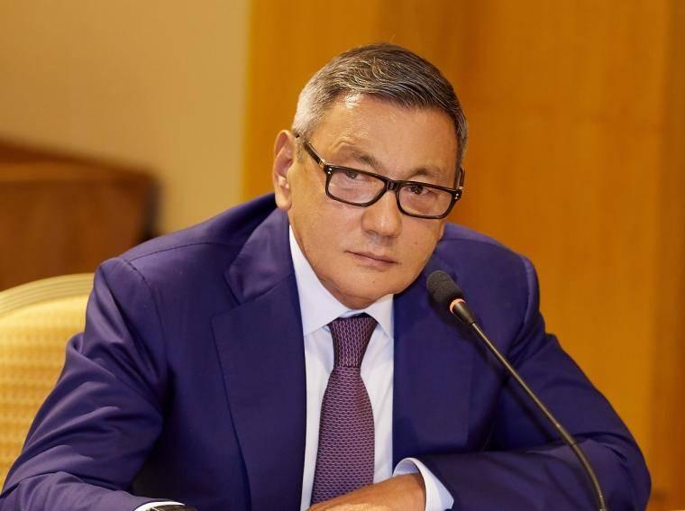 Гафур Рахимов стал новым президентом AIBA