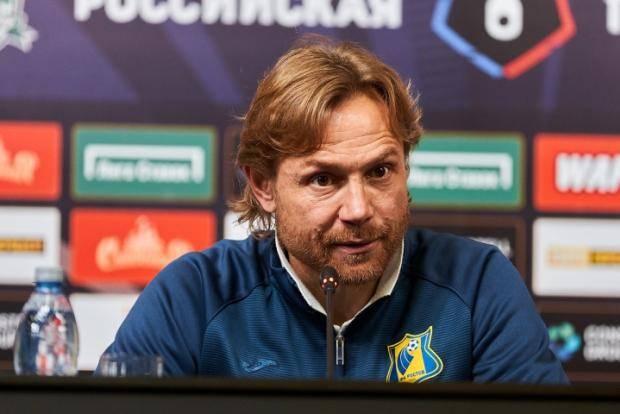 Валерий Карпин: «Ростову» сначала надо побороться за то, чтобы не вылететь