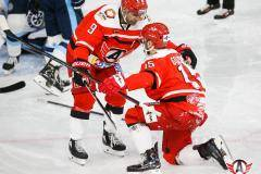 Доус обогнал Гусева, Савченко забил с центра поля. 5 убойных фактов КХЛ