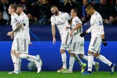 «Реал» забил пять безответных мячей «Виктории» в ЛЧ, у Бензема дубль