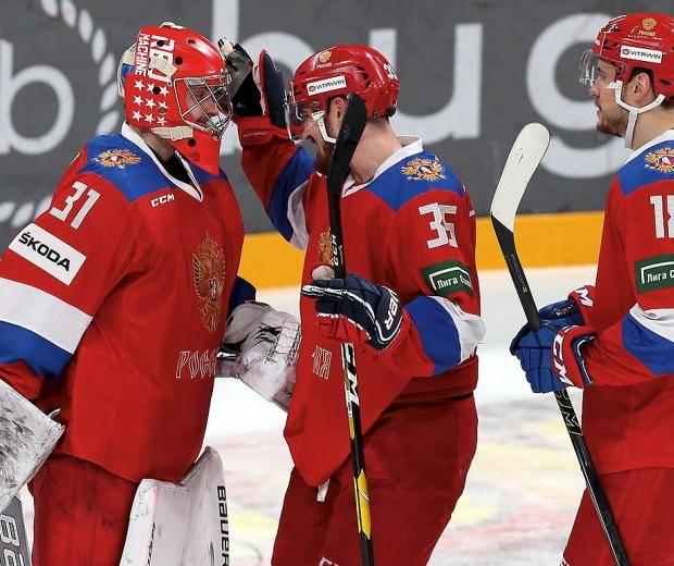 Сорокин укротил финских «львов». Убойные факты стартового матча Кубка Карьяла