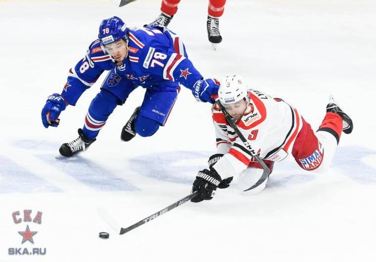 «Автомобилист» проиграл СКА еще на Кубке Карьяла! Все новости хоккея