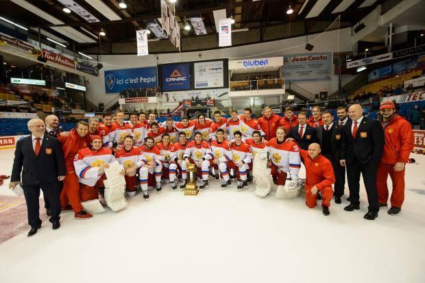 Брагин нокаутировал Канаду! Россияне выиграли за океаном три матча кряду и серию