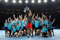 Запоминается последнее: 12 фактов о победе Зверева на итоговом турнире АТР