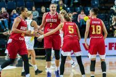 Девушки дня. Российские баскетболистки, не знающие поражений