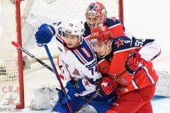Битва армейцев, страсти в Череповце – эмоциональные хоккейные выходные