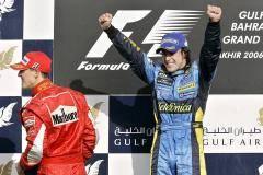 Остановивший Шумахера. Как Фернандо Алонсо вошел в историю