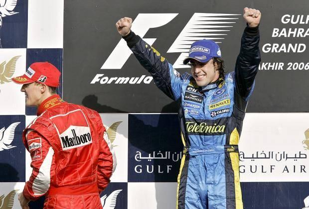 Остановивший Шумахера. Как Фернандо Алонсо вошел в историю - «Формула-1»