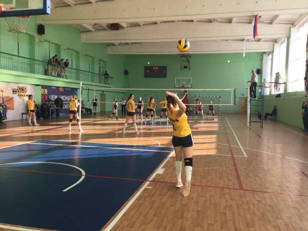 В ЕАО подвели итоги чемпионата по волейболу среди женщин
