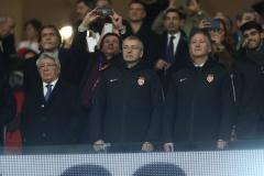 Президент «Монако» Рыболовлев посетил матч с «Атлетико»