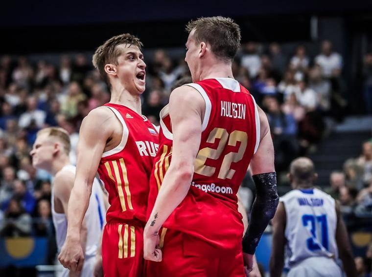 Китайская виза для сборной России. События недели в европейском баскетболе