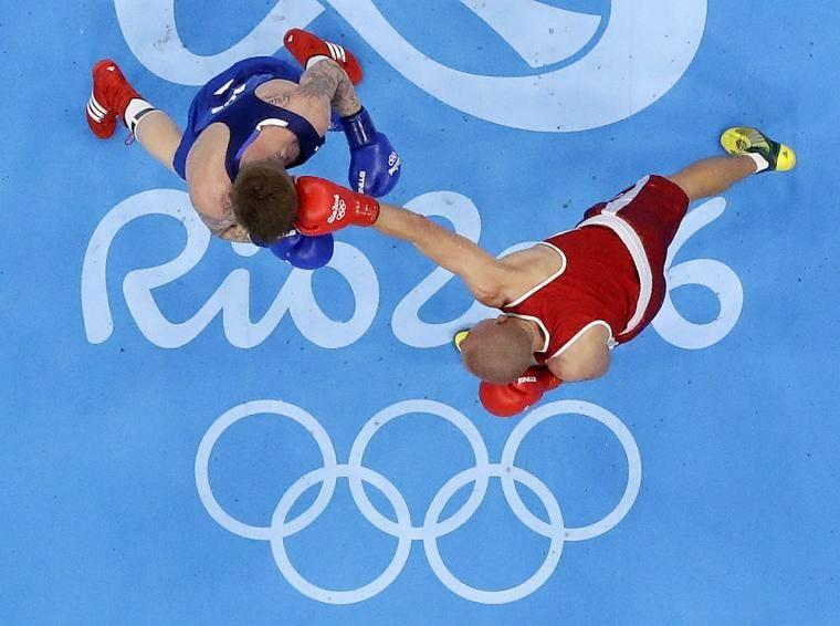 Замороженный. Мы больше не увидим бокс на Олимпиаде?