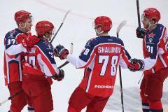 У ЦСКА в лиге опять нет соперников! Тарасов бы гордился. Все о хоккее