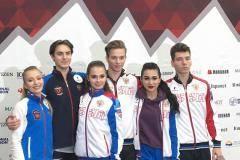 Одними юниорами сыт не будешь. Кто спасет для России финал Гран-при?