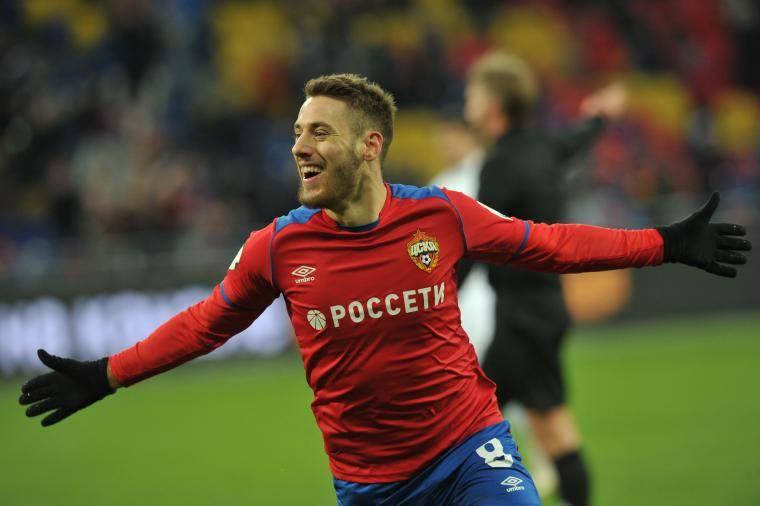 Никола Влашич: У ЦСКА есть шансы даже на чемпионство