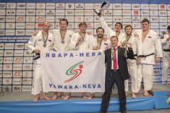 Медали из Бухареста. В столице Румынии выявили лучшие клубные команды Европы