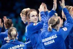 Из Парижа – с серебром. Россиянки уступили Франции в финале гандбольного чемпионата Европы