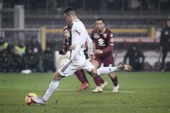 Гол Роналду принес победу «Ювентусу» в туринском дерби