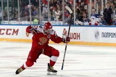 Россия разгромила Финляндию на «Газпром Арене» и выиграла Кубок Первого канала