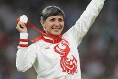 Татьяна Лебедева: Вернуть медали? За 10 лет с ними могло случиться что угодно