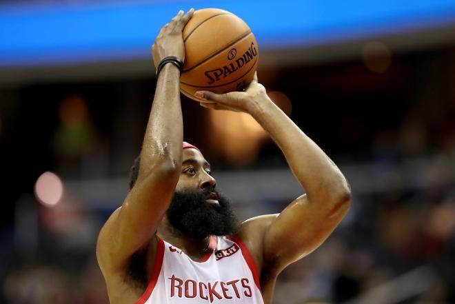 «Полтинник» от Бороды и исторический рекорд Дирка. Обзор недели в НБА
