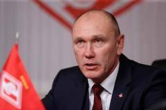 Родионов освобожден от должности гендиректора «Спартака» и стал спортивным директором
