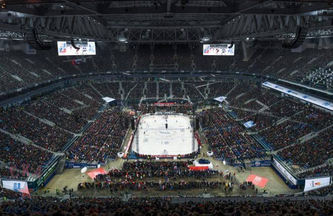 А вы придете в субботу на топ-матч СКА – ЦСКА, чтобы побить рекорд КХЛ?
