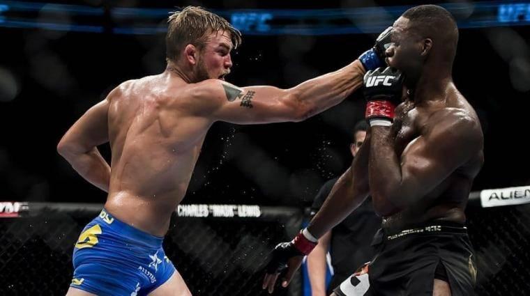 Густафссон готов выбить из Джонса весь допинг. О последнем турнире UFC в 2018 году