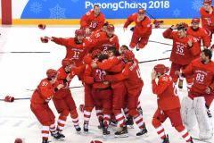 Россия выиграла золото Олимпиады, Овечкин взял Кубок Стэнли. Итоги года в хоккее