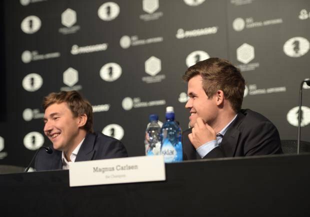 Сергей Карякин: Карлсен, как и я, любит рапид и блиц