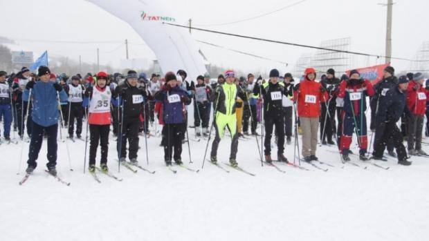 В Альметьевске пройдет массовая лыжная гонка «Лыжня Татарстана-2019»