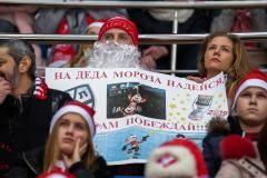 «Спартак» начал год с поражения. А как отметит новоселье «Динамо»? Все о хоккее