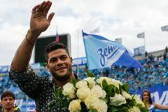 Как «Зенит» теряет лидеров: от Аршавина до Халка