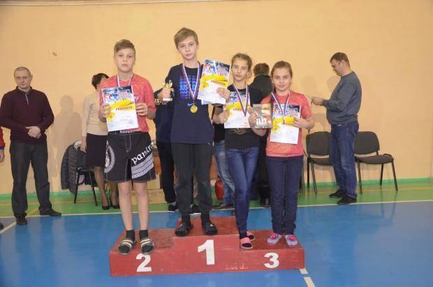 В Заволжске прошли чемпионат и первенство Ивановской области по панкратиону
