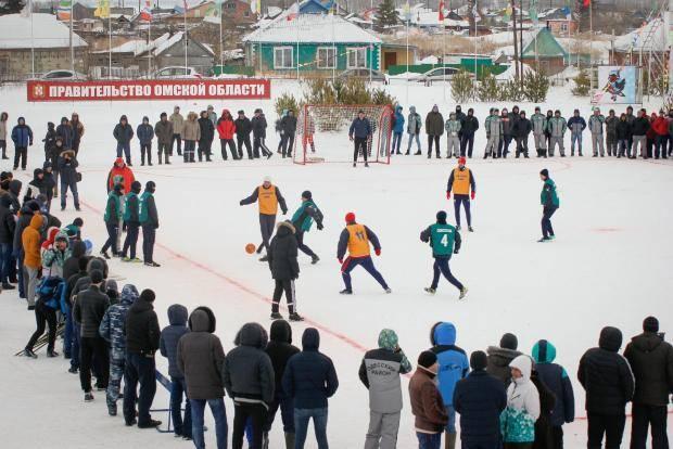 Команда Исилькульского района впервые в истории не пробилась в финальную часть «Праздника Севера»