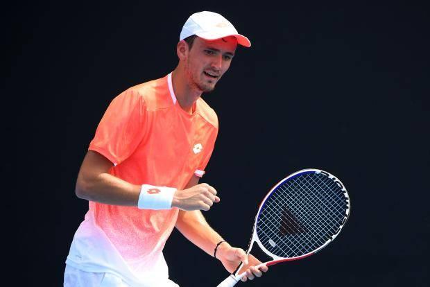 Жара против Медведева. Итоги второго дня Australian Open