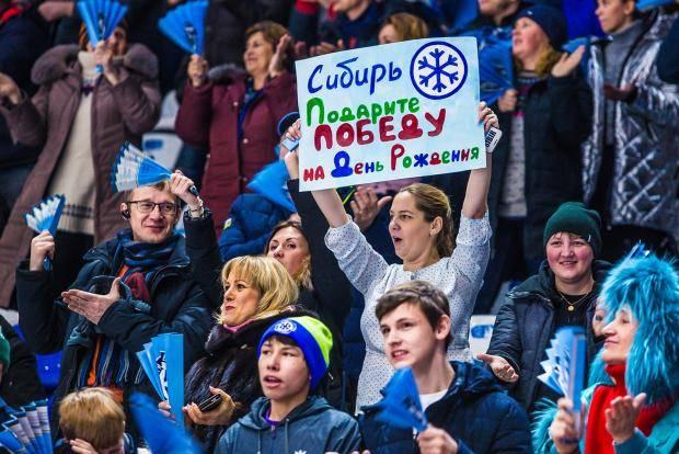 «Сибирь», спаси хоккейную Россию от позора!