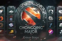 Virtus.pro попала в одну группу с EHOME на Chongqing Major по Dota 2