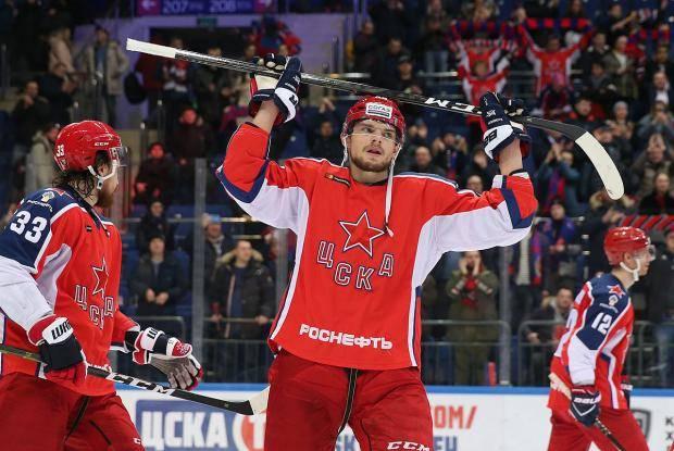 ЦСКА воюет на два фронта, а «Спартак» издевается над «Барысом»! Все о хоккее