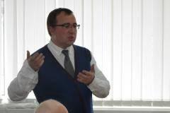 Сергей Кузьмин: Дюков должен переехать из Петербурга в Москву