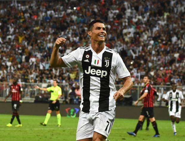Первый трофей Роналду в Турине. «Ювентус» выиграл у «Милана» Суперкубок Италии