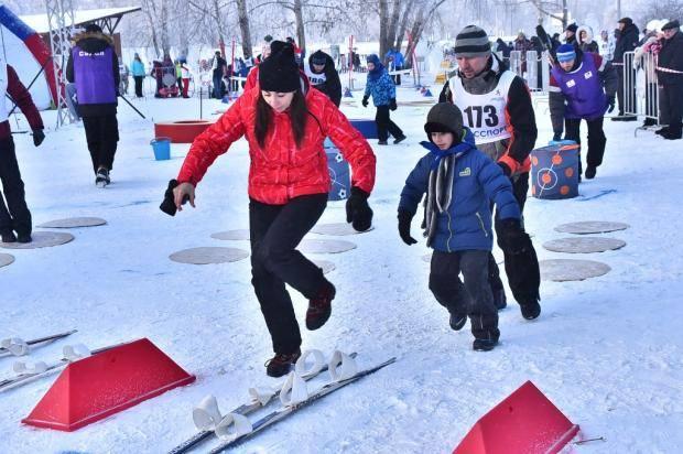 В Красноярском крае масштабно отметят День снега