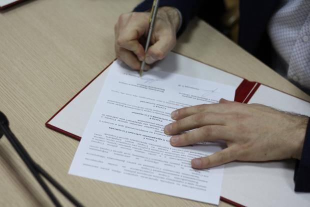 Региональный департамент спорта заключил соглашение о сотрудничестве с Уполномоченным по правам ребенка в Ивановской области