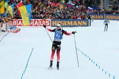 Сборная Норвегии выиграла эстафету в Рупольдинге, россияне – пятые