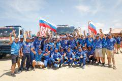 КАМАЗ выиграл «Дакар» в 16-й раз в истории
