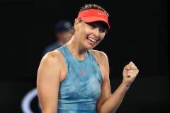 Раскороновала Каролину. Шарапова выбила Возняцки с Australian Open