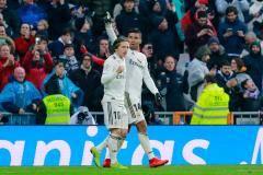Голы Каземиро и Модрича принесли победу «Реалу» в матче с «Севильей»