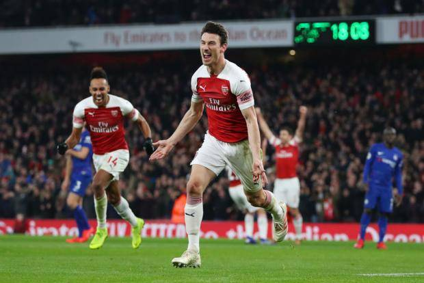 «Арсенал» в лондонском дерби обыграл «Челси»