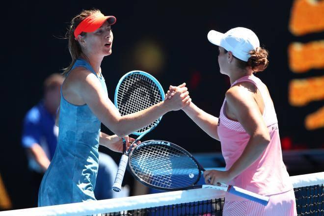 Счастье – в Насте! Павлюченкова вышла в четвертьфинал, Шарапова – нет